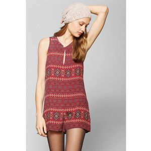 Urban Outfitters Coincidence & Chance Romper